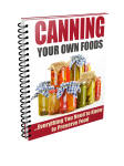 Canning Your Own Foods - White.Red - 3D